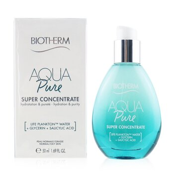 Biotherm Aqua Super Concentrado (Pure) - Para Piel Normal/Grasa