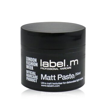 Matt Paste (Ultra Matt Texturiser For Dishevelled Light Styles)