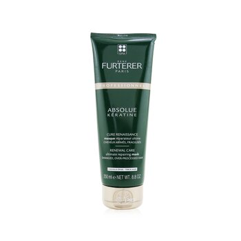 Absolue Kèratine Renewal Care Ultimate Repairing Mask - Damaged, Over-Processed Thick Hair (Salon Product)