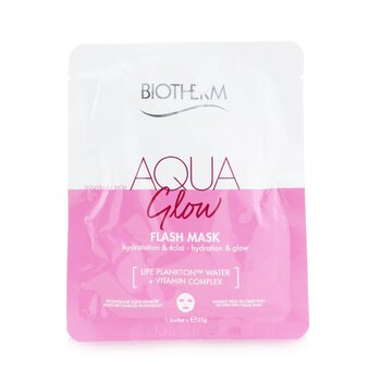 Biotherm Aqua Glow Flash Mascarilla