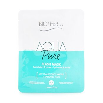 Biotherm Aqua Pure Flash Mascarilla