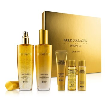 SNP Set Gold Collagen Lift Action Special - Levanta & Reafirma (Fecha Vto. 07/2021)