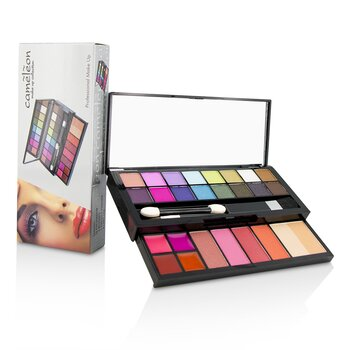 MakeUp Kit Deluxe G2219 (16x Eyeshadow, 4x Blusher, 1x Pressed Powder, 4x Lipgloss, 2x Applicator) (Exp. Date 07/2021)