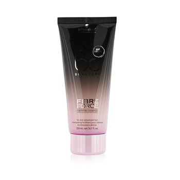 Schwarzkopf BC Fibre Force Fortifying Shampoo (For Over-Processed Hair)