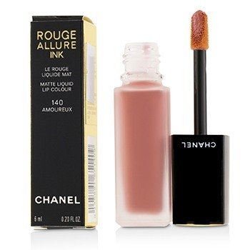 Chanel Rouge Allure Ink Color de Labios Líquido Mate - # 140 Amoureux
