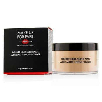 Make Up For Ever Polvo Suelto Súper Mate - # 16 (Light Beige)