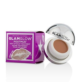 Glamglow PoutMud Sheer Tint Wet Lip Balm Treatment - Birthday Suit