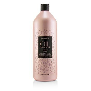 Matrix Oil Wonders Volume Rose Acondicionador (Para Cabello Fino)