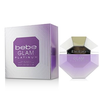 Bebe Glam Platinum Eau De Parfum Spray