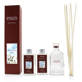 Carroll & Chan (The Candle Company) Reed Diffuser - Clean Cotton